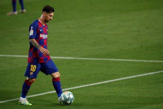 Lionel Messi akan berlatih lagi dengan Barcelona hari ini