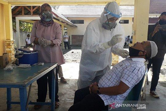 Tiga orang pasien positif COVID-19 di Pasaman Barat sembuh