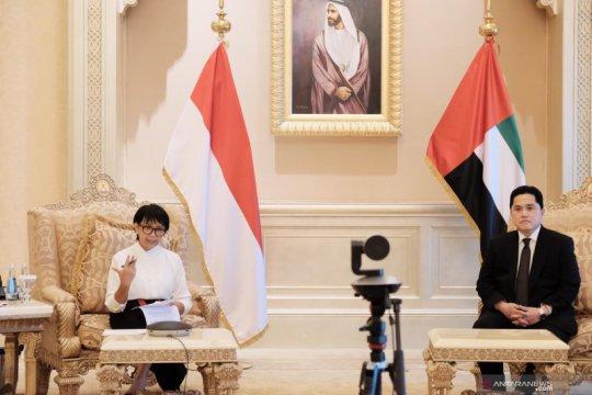 Indonesia bahas kerja sama kesehatan, ekonomi dengan UAE
