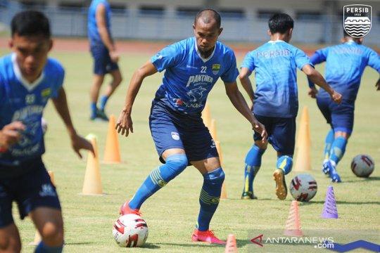 Persib Bandung liburkan pemain selama dua bulan