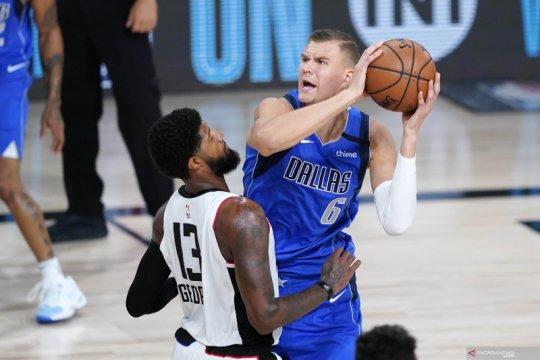 NBA: LA Clippers sementara memimpin setelah kalahkan Dallas Mavericks 130 - 122