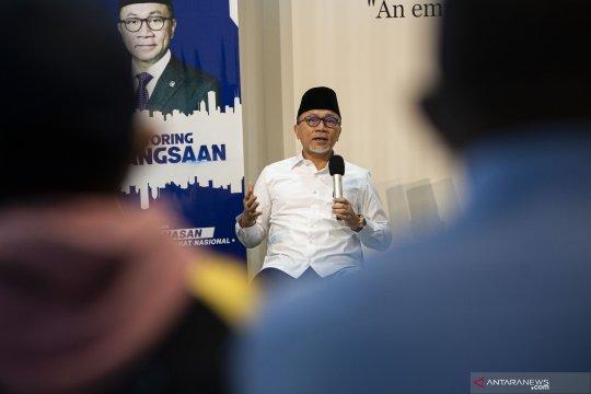 Zulkifli senang sikap pemerintah sejalan dengan PAN terkait RUU Pemilu