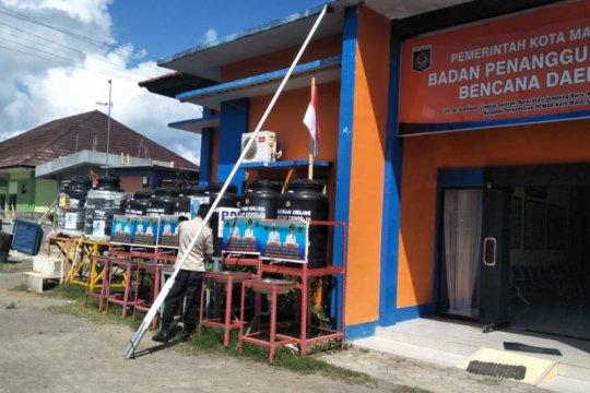 Cegah COVID-19,  objek wisata di Mataram-NTB dipasok tandon air