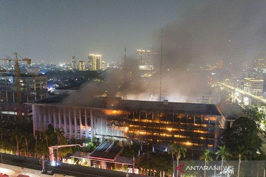 Anggota DPRD harapkan Pemprov DKI mengecek pemadam semua gedung