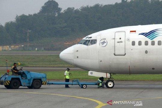 Garuda buka rute baru Palembang tujuan Yogyakarta dan Medan