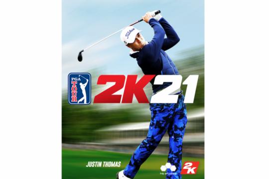 Game golf PGA TOUR 2K21 sudah hadir di Asia