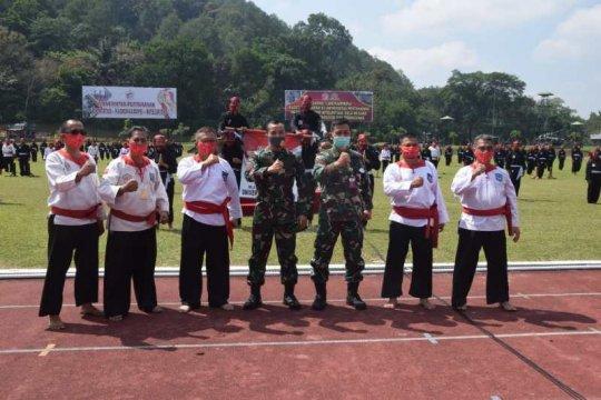 242 mahasiswa Unhan selesaikan Diksarmil di Akmil Magelang