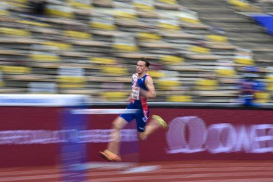 Warholm dekati rekor dunia 400m lari gawang