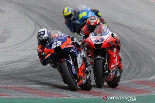 MotoGP Styria dan Austria terbuka untuk penonton dalam kapasitas penuh