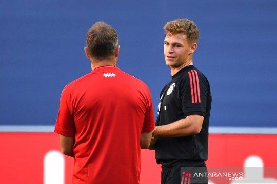 Kimmich yakin Bayern tak akan main bertahan lawan PSG