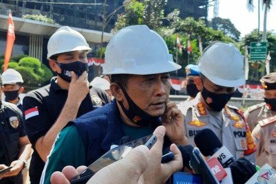 Polisi agendakan periksa 15 saksi terkait kebakaran Kantor Kejagung