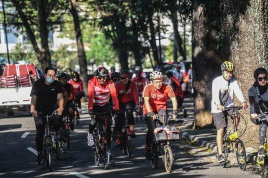 Corona masih mewabah, ASC Goweser kampanye bersepeda aman saat pandemi