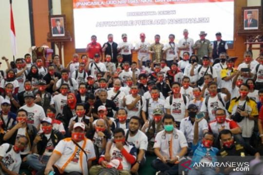 Ketua MPR undang ratusan pecinta otomotif ke Gedung DPR