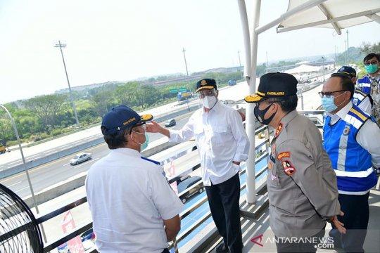 Hindari macet, Kakorlantas imbau warga lebih cepat kembali ke Jakarta