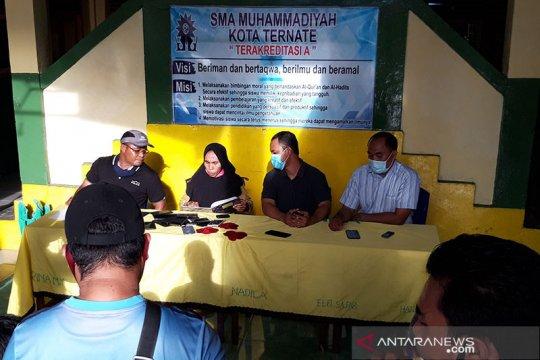 SMA Muhammadiyah membantah cabup Halmahera Selatan miliki ijazah palsu