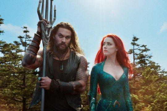 "Penggemar film desak Amber Heard hengkang dari ""Aquaman 2"""