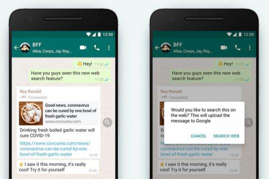 WhatsApp rilis dua versi beta baru, apa yang baru?