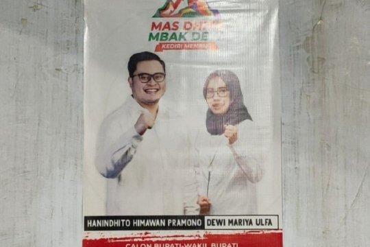 Lawan kotak kosong di Pilkada Kabupaten Kediri