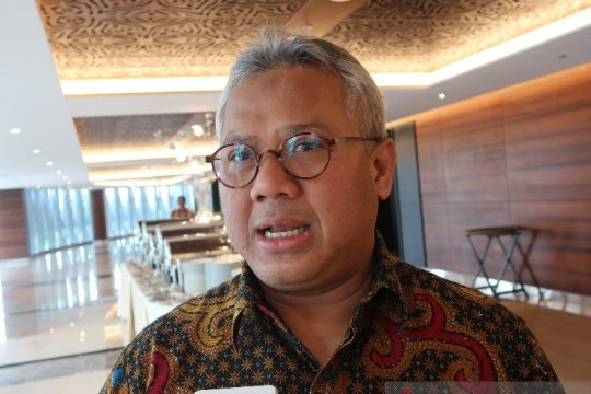 Evi Novida Ginting resmi menjabat kembali Komisioner KPU RI
