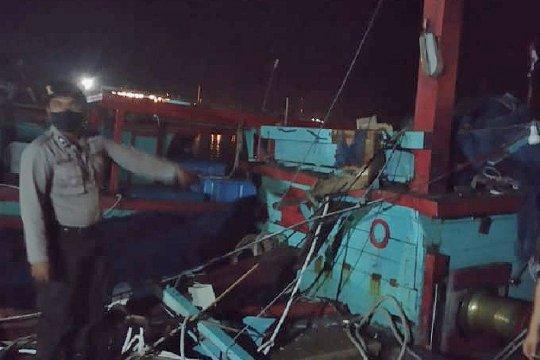 Korban tewas kecelakaan kapal di Perairan Sibolga bertambah satu orang