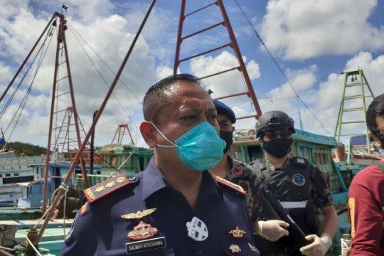 PDSKP Batam tangkap 2 kapal Vietnam