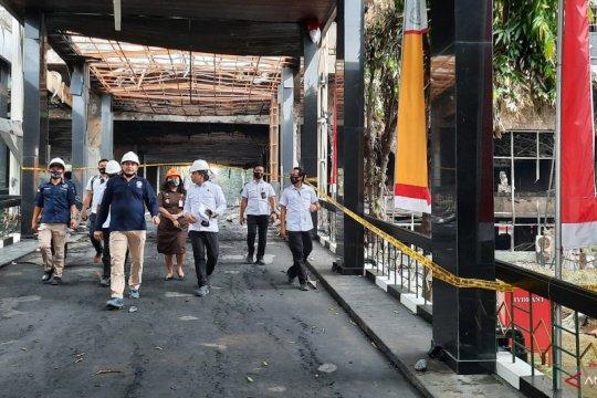 Tim Puslabfor pastikan kondisi gedung Kejagung aman untuk pemeriksaan