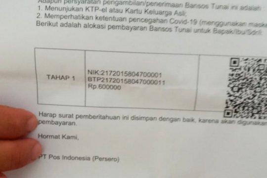 Pemkot Tanjungpinang: Sejumlah warga mampu ingin BLT
