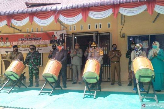 Hadapi COVID-19, dua desa di Pariaman jadi Kampung Tangguh Nusantara