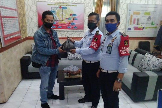 Petugas LP Jombang gagalkan penyelundupan 1.000 butir obat terlarang