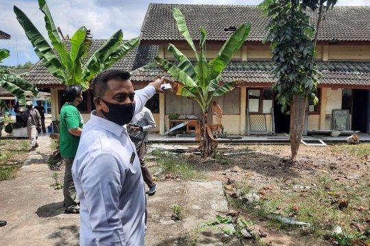 7 tahanan narkoba kabur dari sel tahanan BNNP Jambi
