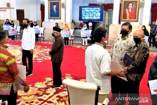 Bantuan Presiden Rp2,4 juta untuk usaha mikro mulai dicairkan