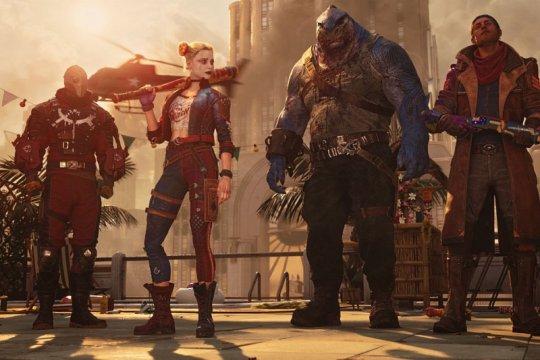 "Game ""Suicide Squad"" bakal hadir di PS5 hingga Xbox Series X"