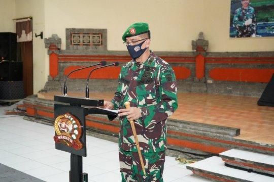 Danrem 163: Personel TNI jaga netralitas selama proses Pilkada