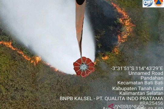 """Helikopter """"water bombing"""" dikerahkan padamkan karhutla di Kalsel"""