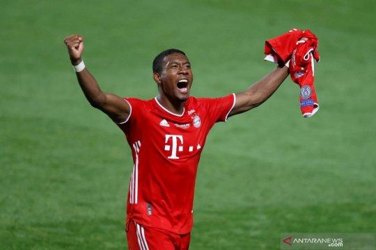Bayern Munchen relakan David Alaba gabung klub lain