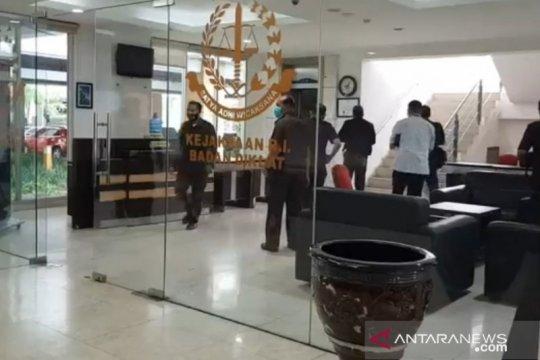 Pegawai Kejagung jalani kerja perdana di Gedung Diklat Cipayung