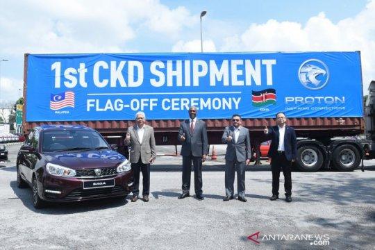 Proton ekspor mobil ke Kenya