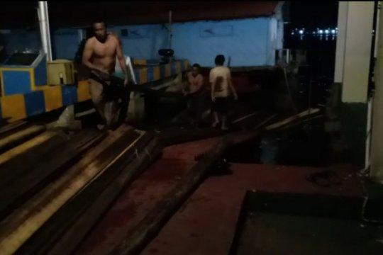 Polda Kalbar tetapkan satu tersangka pemilik seribu batang kayu-ilegal