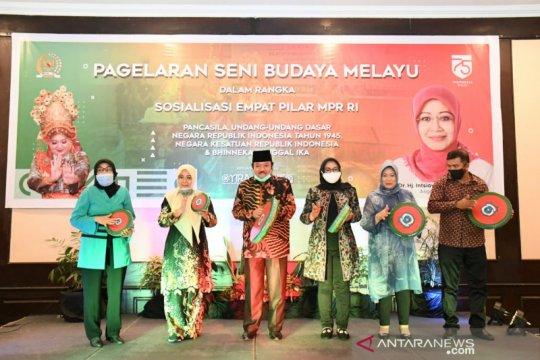 MPR beri pemahaman nilai Empat Pilar melalui pagelaran seni budaya