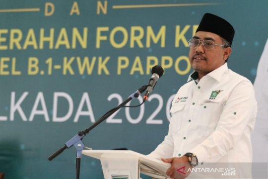 MPR apresiasi Kemendes PDTT gagas Gerakan Setengah Miliar Masker