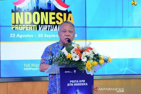 """Menteri PUPR: Sektor perumahan jadi """"leading"""" pemulihan ekonomi"""