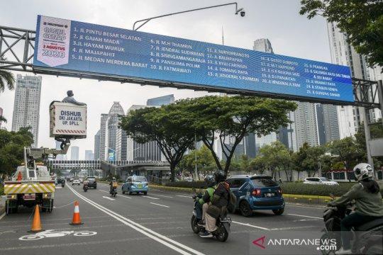 Satgas COVID-19 minta Jakarta evaluasi penerapan sistem ganjil-genap