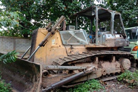 Dua penambang Ilegal di Bukit Soeharto ditangkap