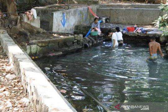 Sumber air Camplong terus menurun akibat dampak kekeringan