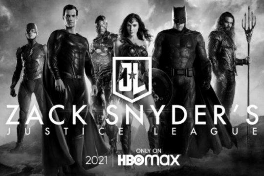 """""""Justice League Snyder Cut"""" akan jadi film superhero berdurasi terlama"""