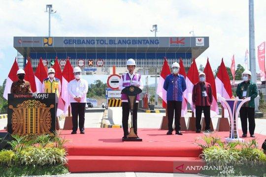 Tol Sibanceh, harapan baru dari Tanah Rencong untuk Sumatera
