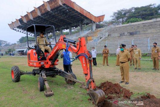 Suporter dukung rehabilitasi stadion oleh pemkot Tangerang