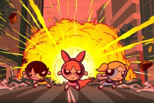 """Serial kartun """"Powerpuff Girls"""" akan dibuat versi """"live-action"""""""
