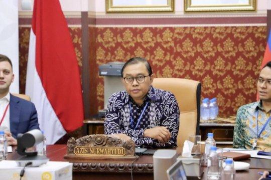 Millennial jadi jembatan hubungan Indonesia dan Rusia