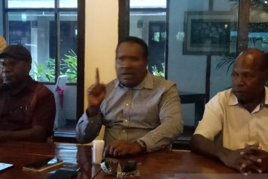 Lemasko minta Polda Papua umumkan tersangka baru video mesum